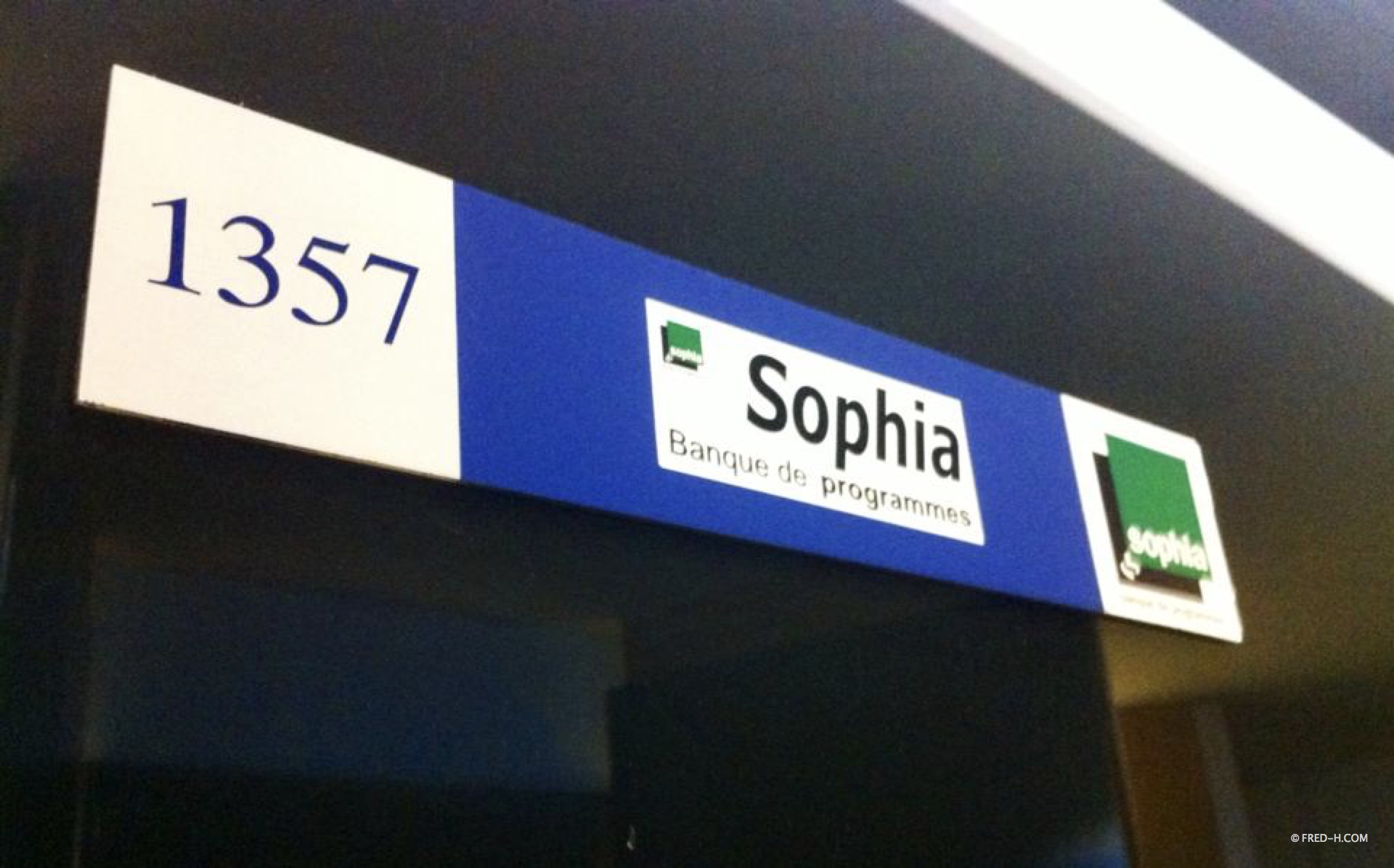 logo sophia radio france paris