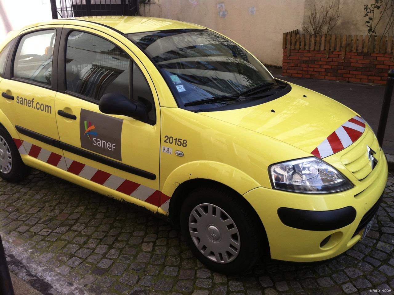 La voiture de fonction la plus discrète de France