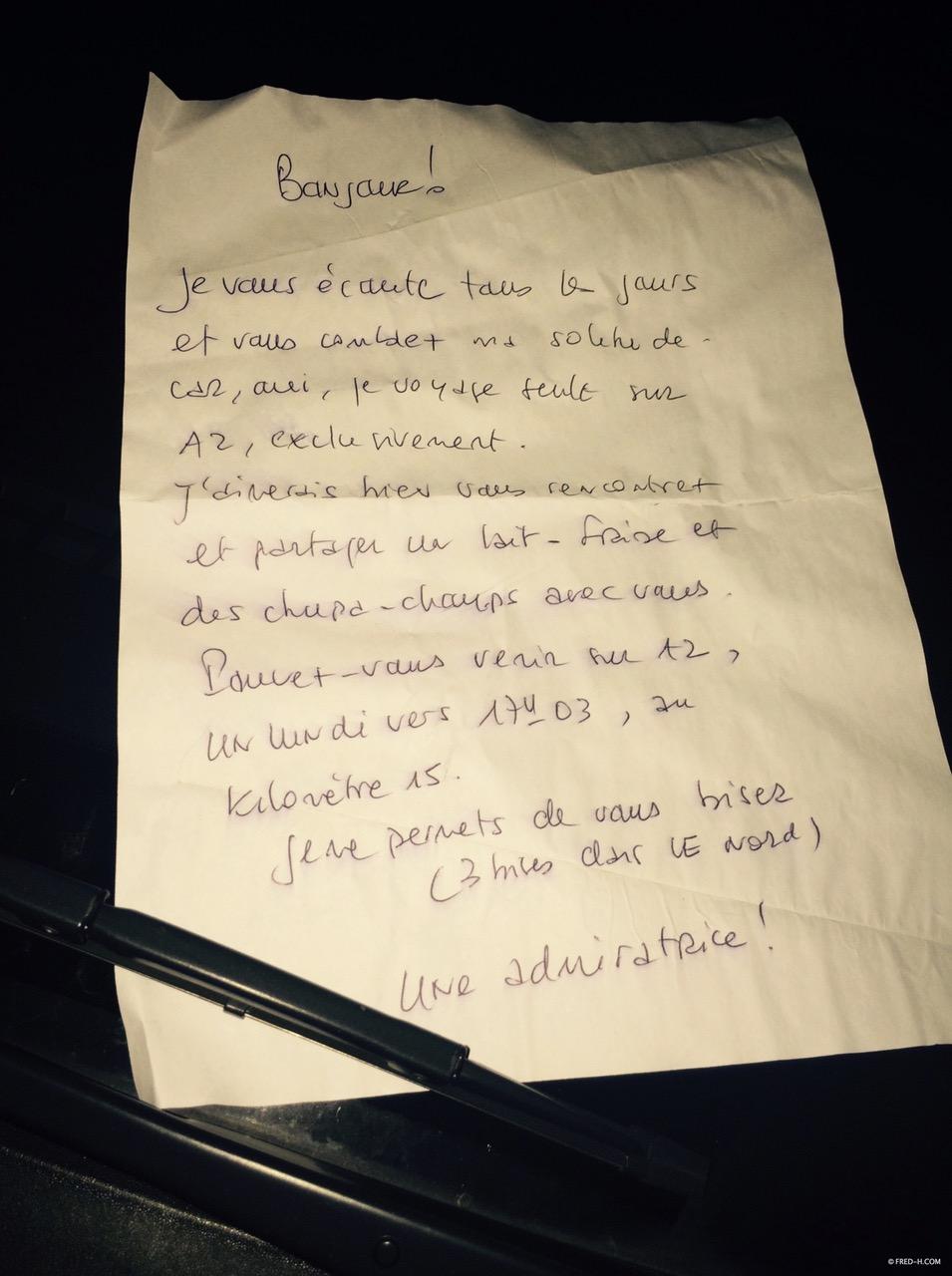 Le courrier des fans - Mes collègues rigolos - Philippe Sage