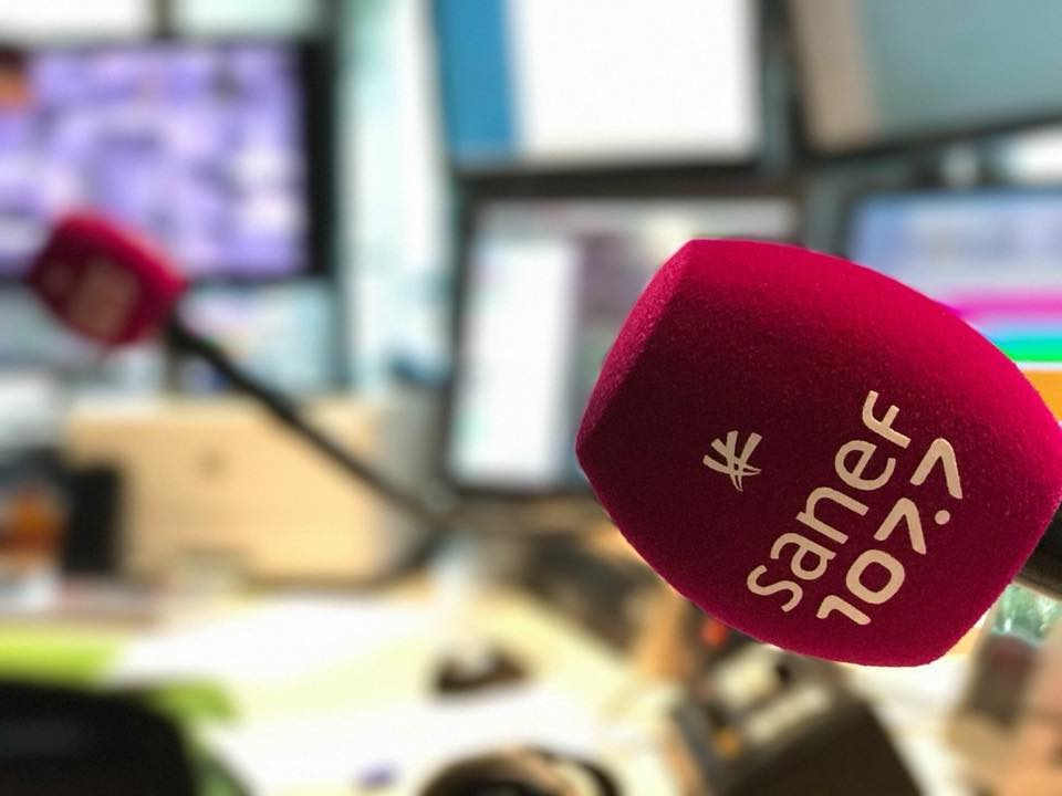 Coulisses des studios de Sanef 107.7 à Senlis - Crédits photo : Kévin Floury