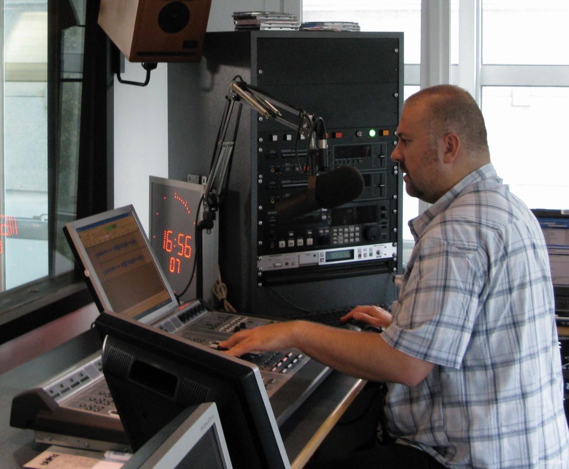 Francis Guillerault réalise une émission sur Sensations
