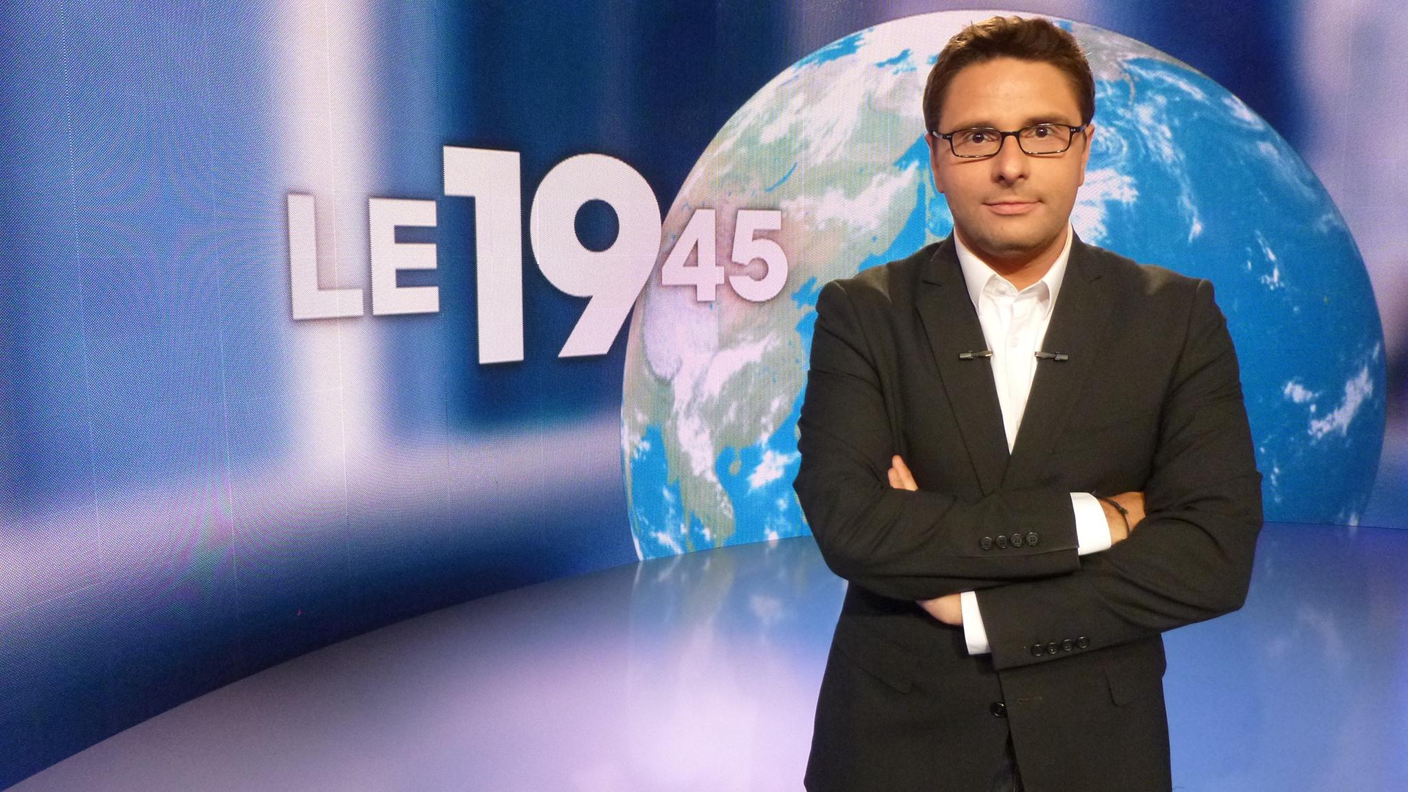 Franck Edard présente la rubrique « Expliquez-nous » du 19/45 sur M6