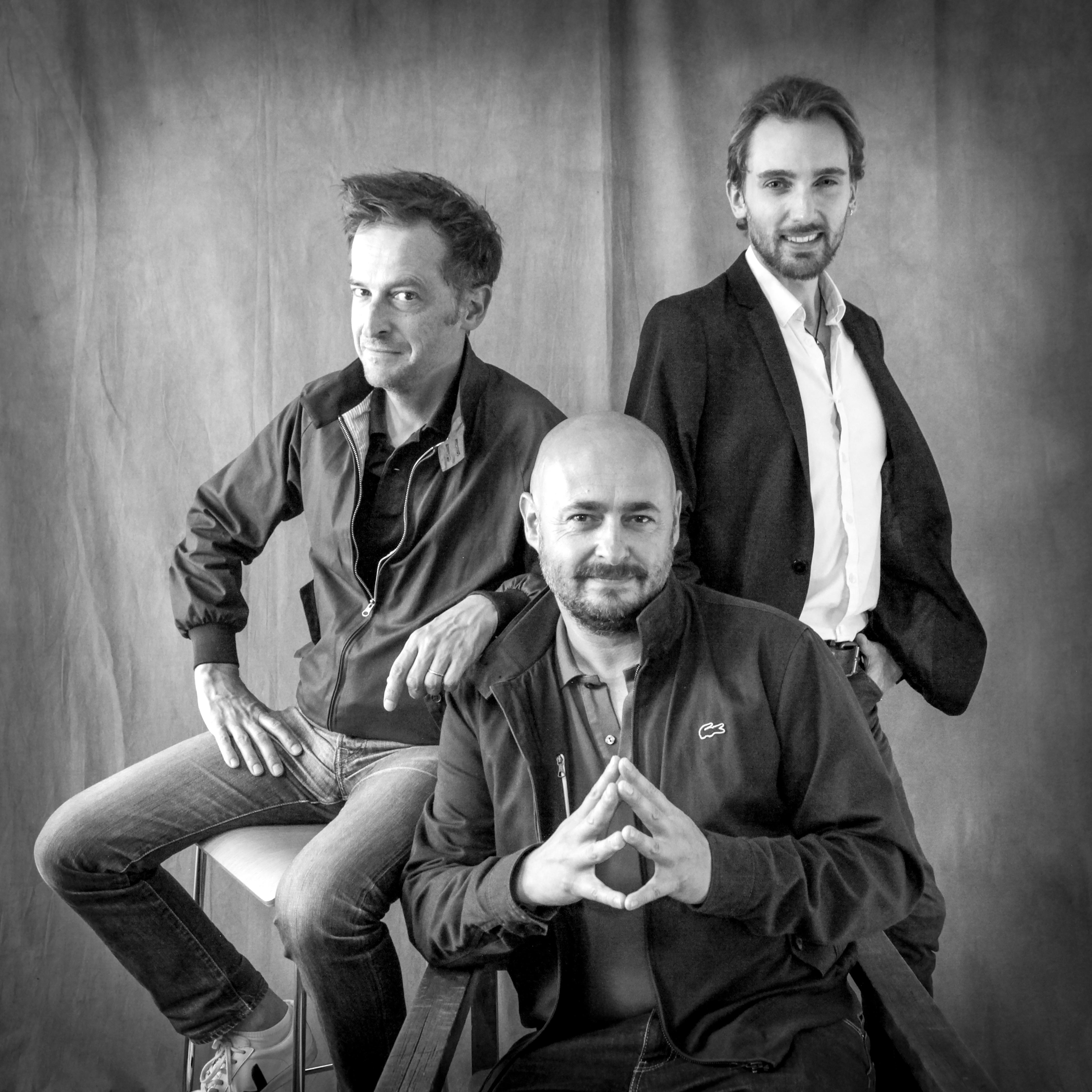 Humour VS Sexualité avec Nico & Bruno - Nicolas Charlet, Bruno Lavaine, Frédéric Haury